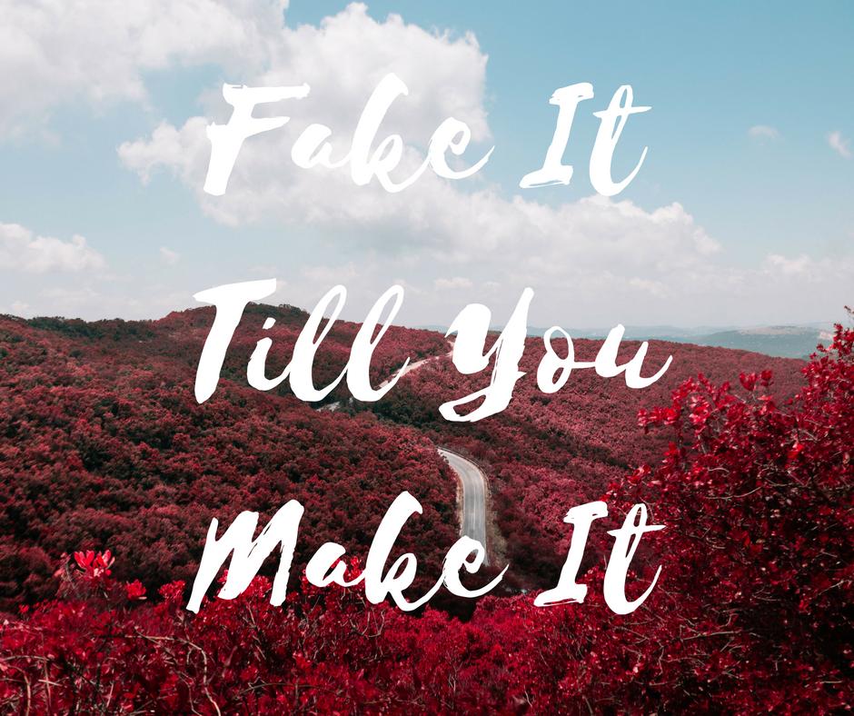 Fake ItTill YouMake It